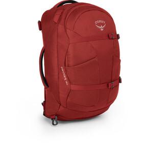 Osprey Farpoint 40 Plecak M/L, czerwony